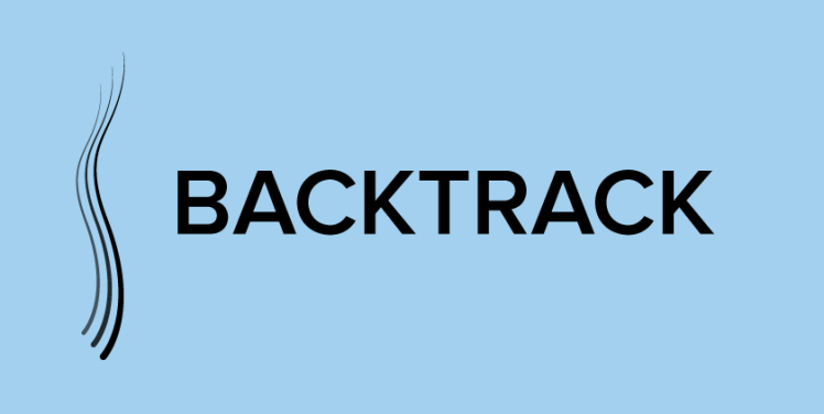 BackTrack logo