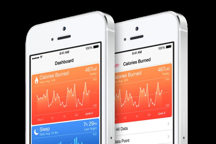 apple health screenshot 1
